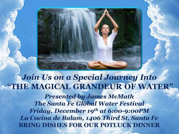Santa Fe Global Water Festival promovideo